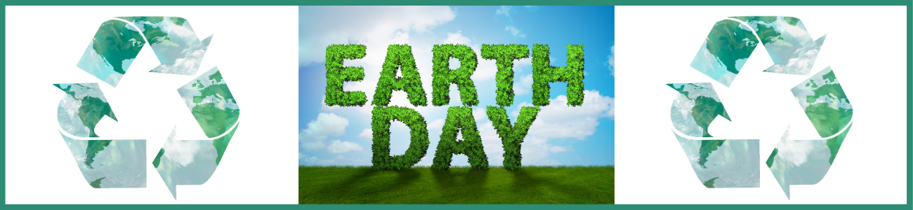 Blog page header - Earth Day